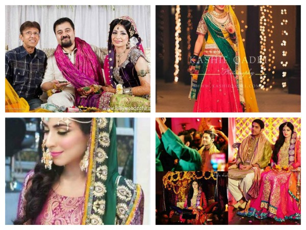 Which Pakistani Celebrity Looks Beautiful On Her Mehndi Day