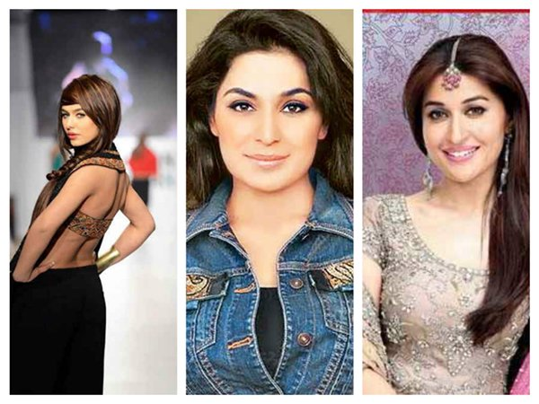 Which Pakistani Female Celebrities Are Trouble Makers