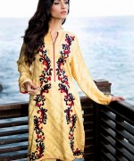 Zainab Hasan Summer Dresses 2015 For Women 10