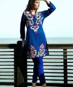 Zainab Hasan Summer Dresses 2015 For Women 11