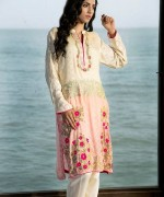 Zainab Hasan Summer Dresses 2015 For Women 12