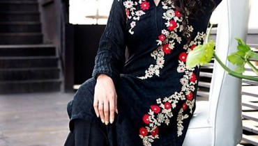 Zainab Hasan Summer Dresses 2015 For Women 4