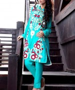 Zainab Hasan Summer Dresses 2015 For Women 8