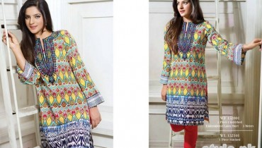 Zeen Tunic Collection 2015 For Girls 2