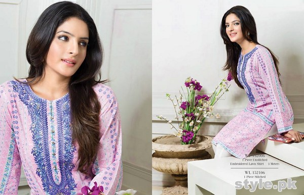 Zeen Tunic Collection 2015 For Girls 7