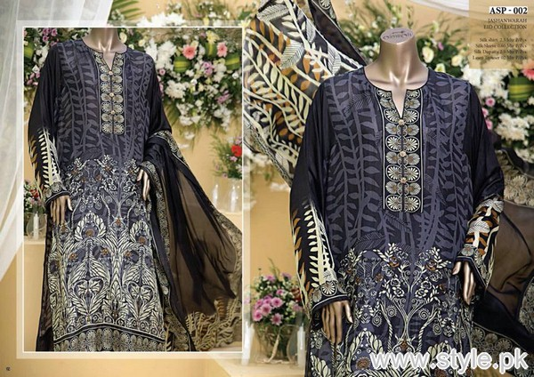 Almirah Eid-Ul-Fitr Dresses 2015 For Girls 3