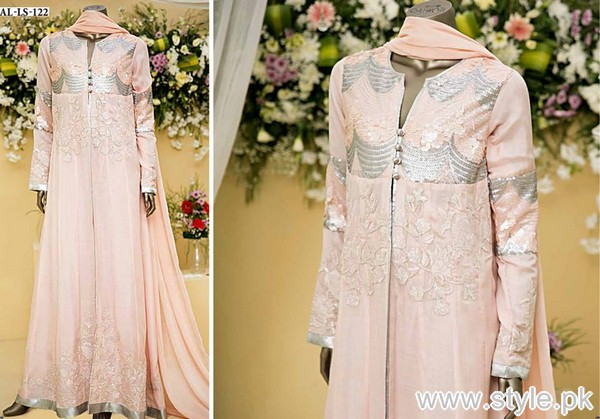 Almirah Eid-Ul-Fitr Dresses 2015 For Girls 6