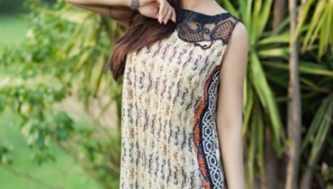 Ayesha And Usman Qamar Eid Collection 2015 For Women00`12