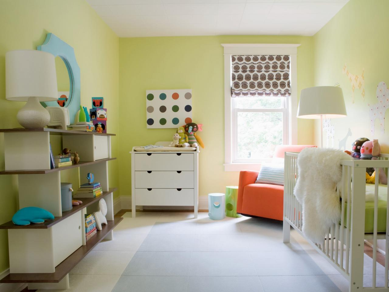 Bedroom paint for kids