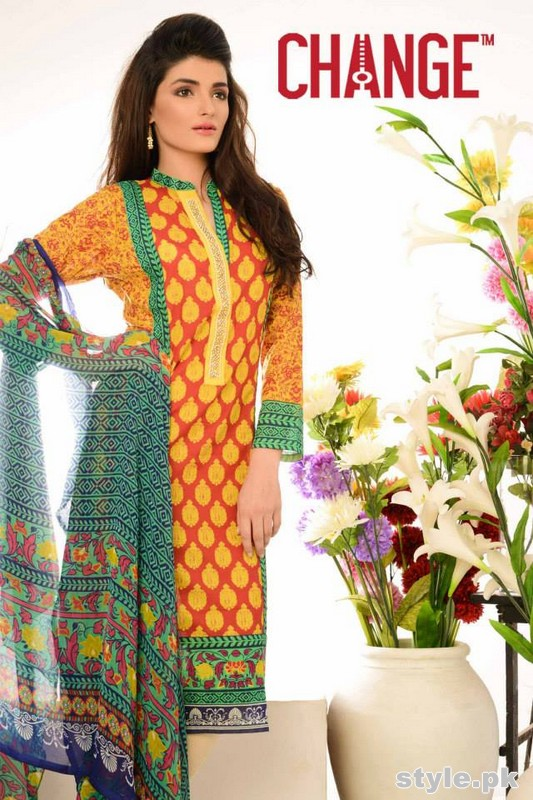 Change Eid-Ul-Fitr Dresses 2015 For Women 10