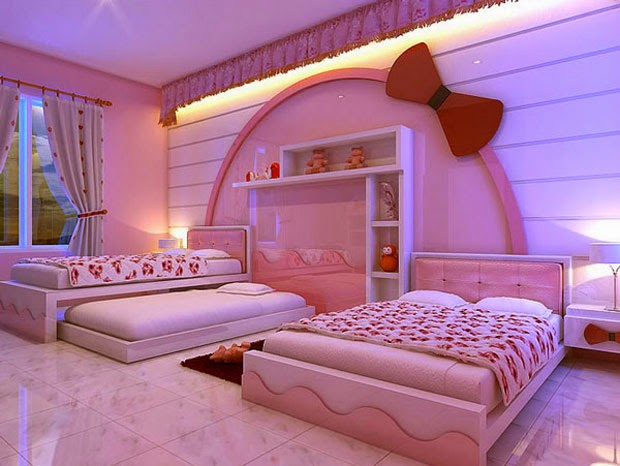 Dream Bedroom 1