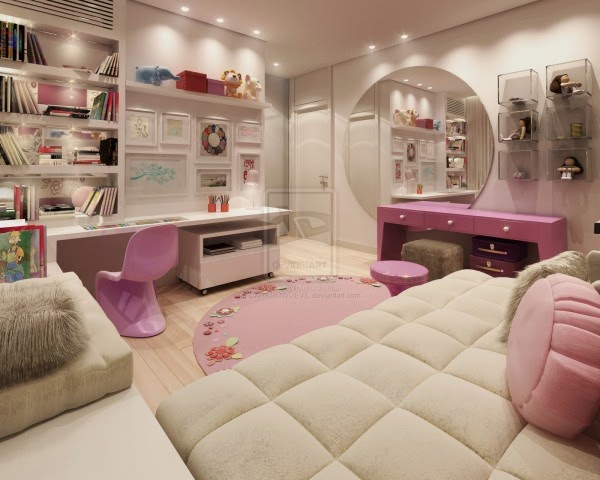 Dream Bedroom 12