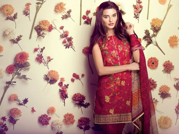 Ethnic By Outfitters Eid Collection 2015 For Women005