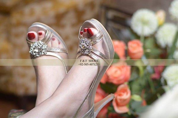 Farah & Fatima Eid Footwear Collection 2015 For Women002