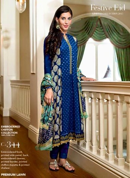 Gul Ahmed Eid Collection 2015 For Women009