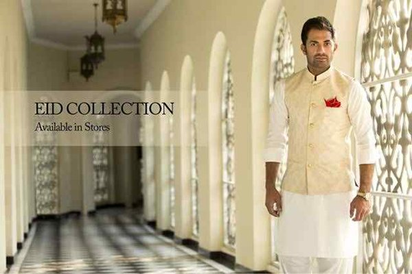 Humayun Alamgir Eid Collection 2015 For Men004