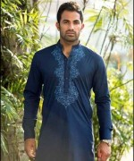 Humayun Alamgir Eid Collection 2015 For Men008
