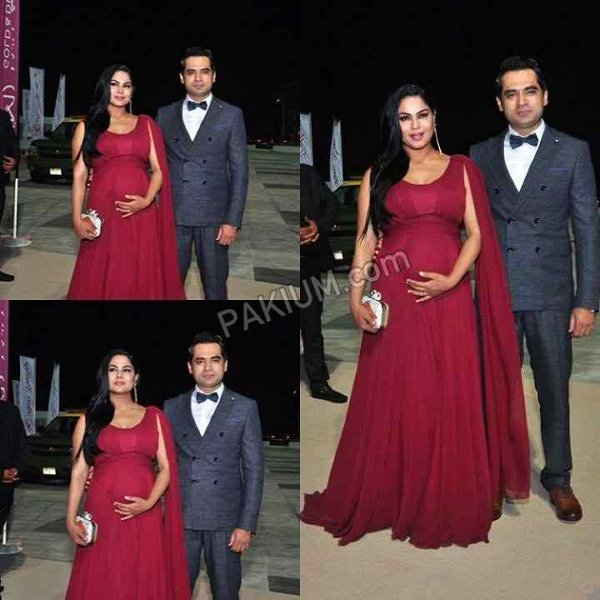 Is Veena Malik Expecting Her Second Baby Or Not001