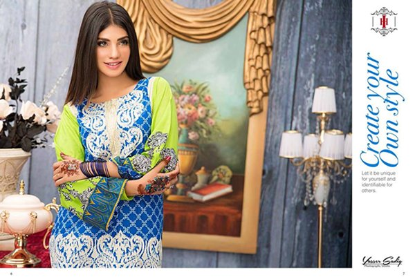 Ittehad Textiles Eid Collection 2015 For Women002
