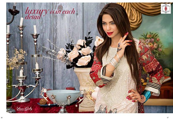 Ittehad Textiles Eid Collection 2015 For Women003