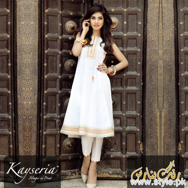 Kayseria Eid Dresses 2015 For Women 1