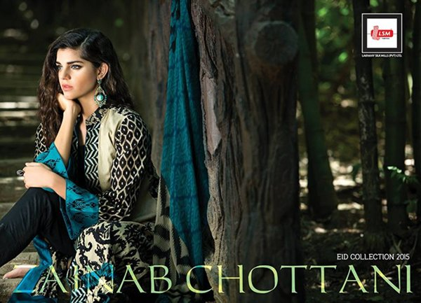 LSM Fabrics Eid Collection 2015 By Zainab Chottani001