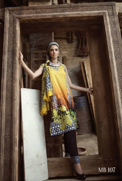 Maria B Eid Collection 2015 For Women002