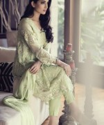 Maria B Embroidered Chiffon Collection 2015 For Women003