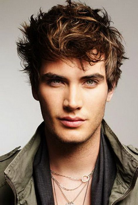 Awesome Beautiful Men Hairstyles 2015 Short Hairstyles Gunalazisus