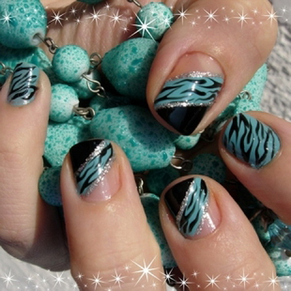 Nails Trend in Pakistan