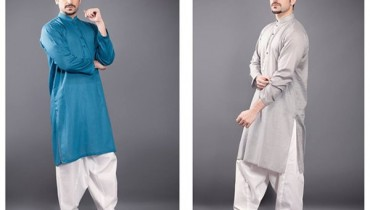 Naqsh By Nishat Linen Eid Collection 2015 For Men002