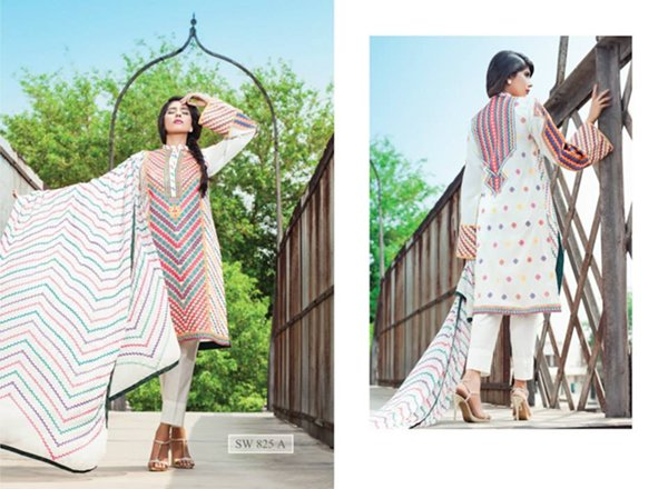 Nation By Riaz Arts Eid Collection 2015 For Women007