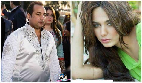 Rahat Fateh Ali khan vs Ayyan Ali