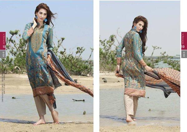 Rashid Textile Lawn Collection 2015 Volume 2 For Women002