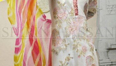 Shirin Hassan Eid Dresses 2015 For Girls 7