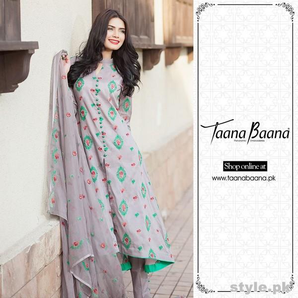 2019 year for girls- Baana Taana summer eid dresses collection