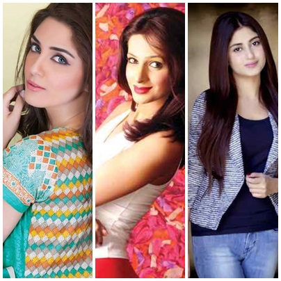 Top 5 Desirable Pakistani TV Actresses In 2015