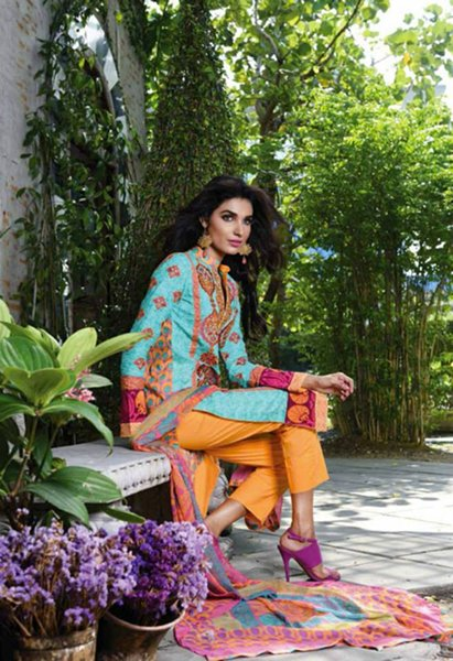 Wardha Saleem Eid Collection 2015 For Women007