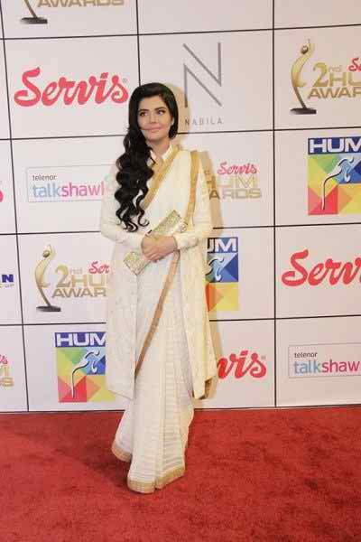 Which Pakistani Celebrities Look Beautiful In Saree008