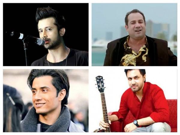 Which Pakistani Singers Are Popular In Bollywood Industry