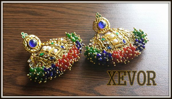 Xevor Eid Jewellery Collection 2015 For Women0010