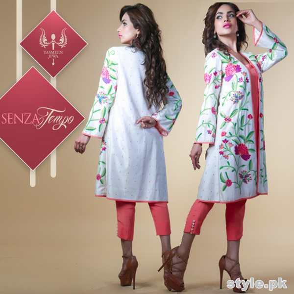 Yasmeen Jiwa Eid Collection 2015 For Women 7