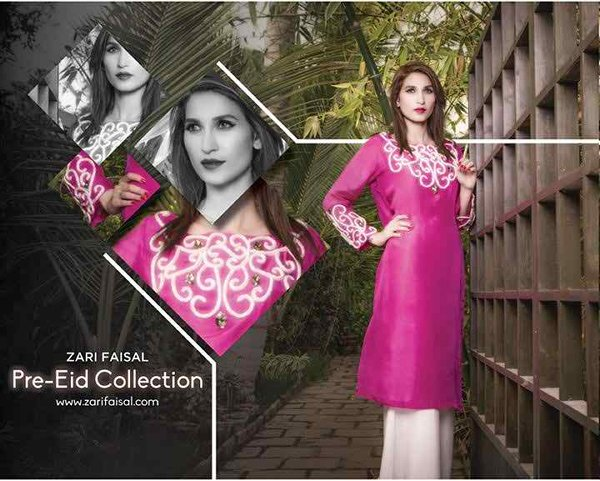 Zari Faisal Eid Collection 2015 For Women008