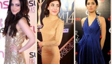 See which cenbrity should be Fashion icon of Pakistan