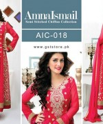Amna Ismail Chiffon Dresses 2015 For Women 10