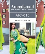 Amna Ismail Chiffon Dresses 2015 For Women 11