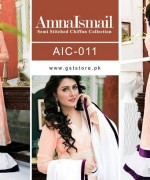 Amna Ismail Chiffon Dresses 2015 For Women 6