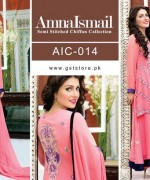 Amna Ismail Chiffon Dresses 2015 For Women 7