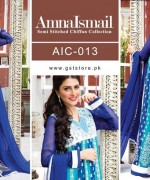 Amna Ismail Chiffon Dresses 2015 For Women 8