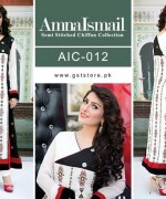 Amna Ismail Chiffon Dresses 2015 For Women 9